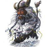 finn the kareilian viking